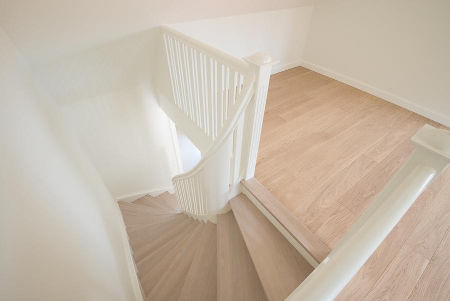 Renovering af trappe