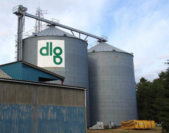Nymalet DLG logo