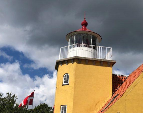 Nymalet fyrtårn