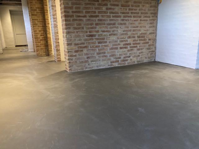 Micro cementgulv